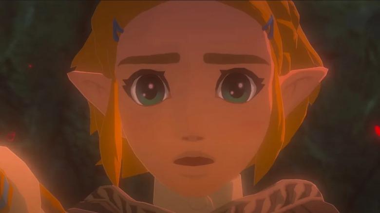 The Legend of Zelda: Breath of the Wild 2 Zelda