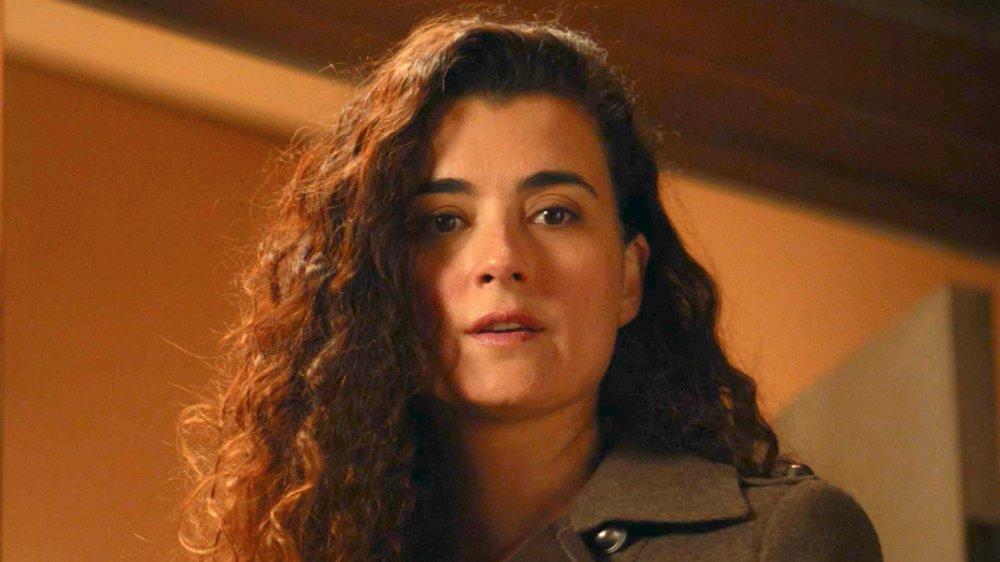 Cote de Pablo as Ziva David on NCIS